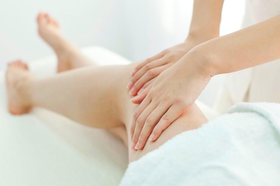 zabieg limfatycznego masazu